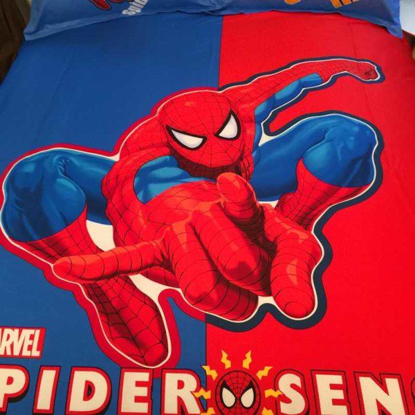 Youthful Spider Sense Spider Man Bedding Set 5