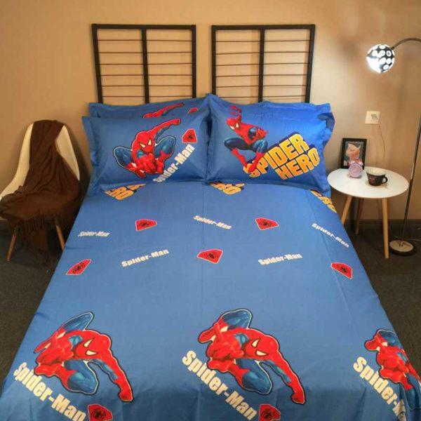 Youthful Spider Sense Spider Man Bedding Set 8