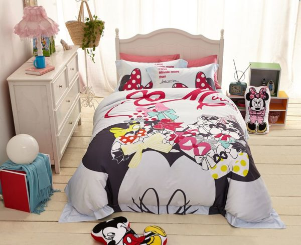Disney Mickey Mouse Bed Set for Adults