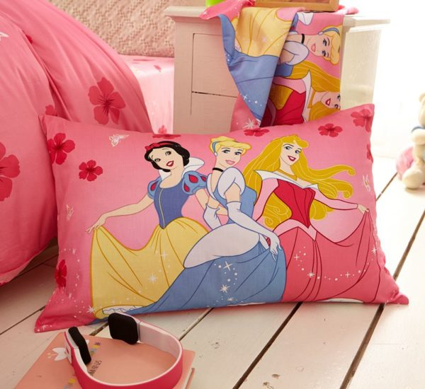 disney princess bed sheets set twin queen size 4