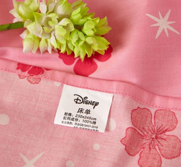 disney princess bed sheets set twin queen size 8