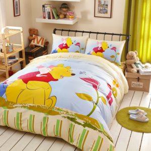 Disney Winnie the Pooh Friends Comforter Set