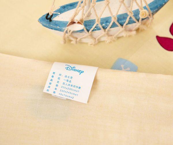 disney winnie the pooh and piglet Bedding Birthday gift 8 600x502 - Disney Winnie the Pooh and Piglet Bedding Birthday Gift