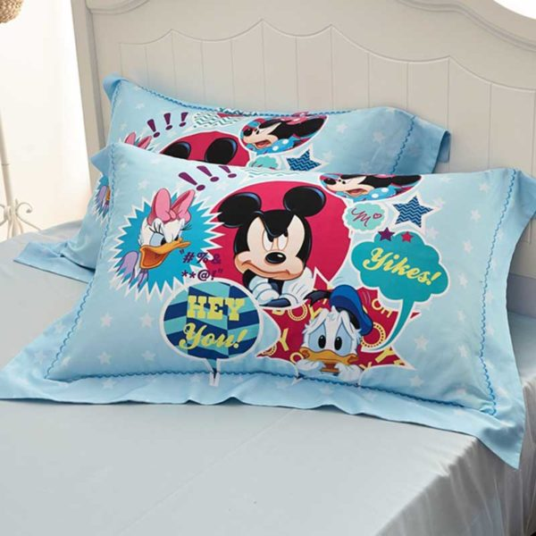 mickey mouse and friends bedding Set 3 600x600 - Mickey Mouse and Friends Bedding Set