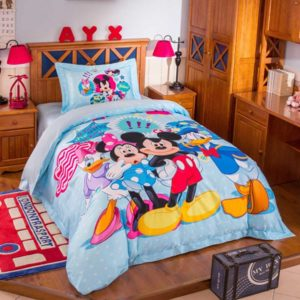 Mickey Mouse and Friends Bedding Set