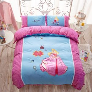 sleeping beauty princess aurora Bedding set 13 300x300 - Sleeping Beauty Princess Aurora Embroidery Bedding Set