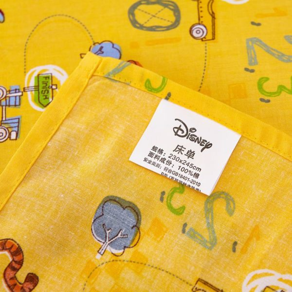 tigger winnie the pooh bedding set twin queen size 3 600x600 - Tigger Winnie the Pooh Bedding Set Twin Queen Size