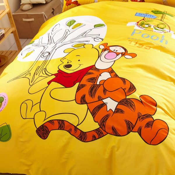 tigger winnie the pooh bedding set twin queen size 5 600x600 - Tigger Winnie the Pooh Bedding Set Twin Queen Size