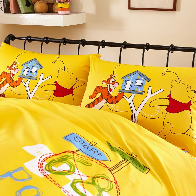 Tigger Winnie the Pooh Bedding Set Twin Queen Size