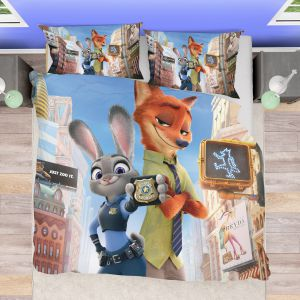 zootopia bedding sets curtains rugs and home decor