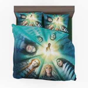 A Wrinkle In Time Disney Movie Bedding Set (3)