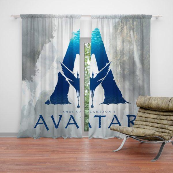 Avatar 2 Movie Curtain