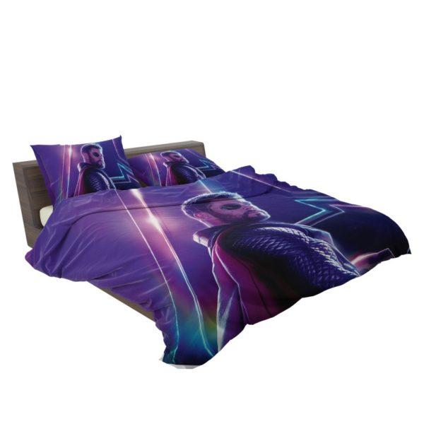 Avengers Infinity War Chris Hemsworth Thor Comforter Set3