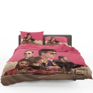 Baby Driver Movie Kids Bedding Set
