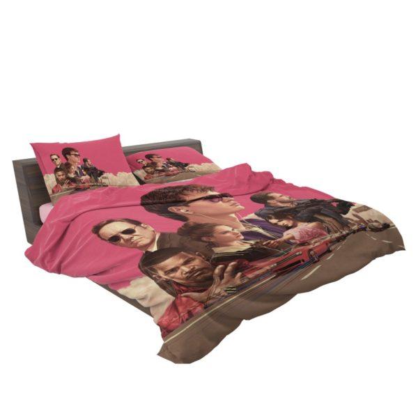 Baby Driver Movie Kids Bedding Set3