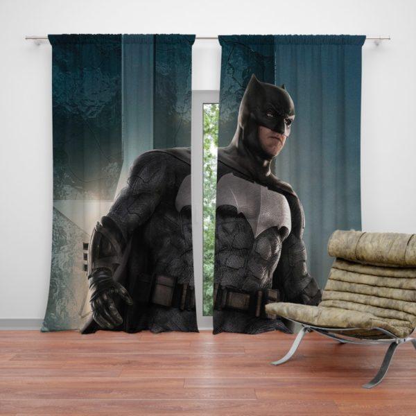 Batman Justice League Curtain