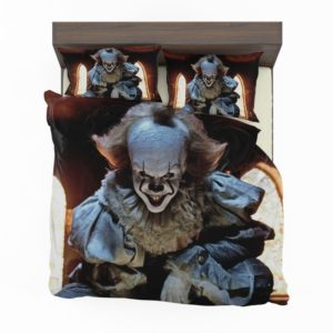 Bill Skarsgard Pennywise Clown It Bedding Set2 300x300 - Shop By Movie