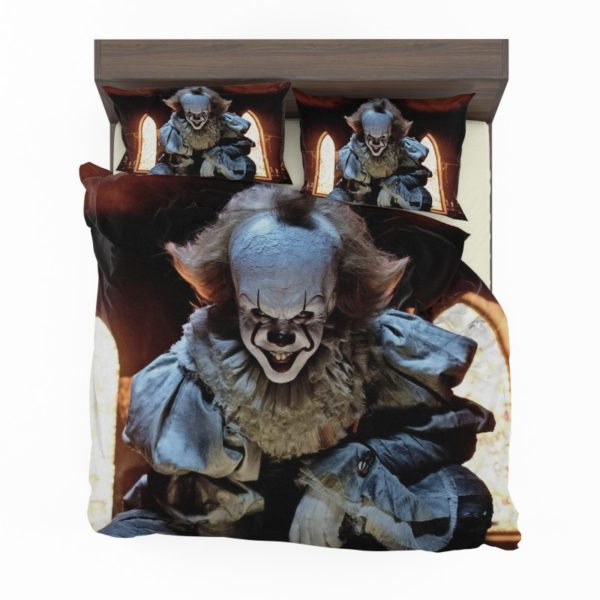 Bill Skarsgard Pennywise Clown It Bedding Set2 600x600 - Bill Skarsgard Pennywise Clown It Bedding Set