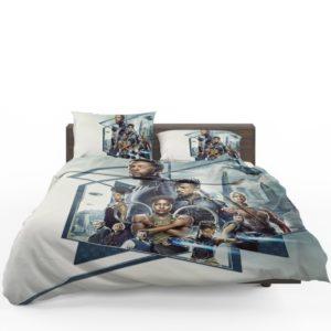 Black Panther Bedroom Bedding Set
