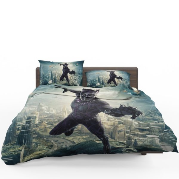 Black Panther Kids Teen Bedding Set