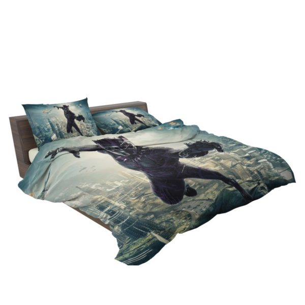 Black Panther Kids Teen Bedding Set3