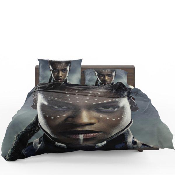 Black Panther Letitia Wright Shuri Bedding Set