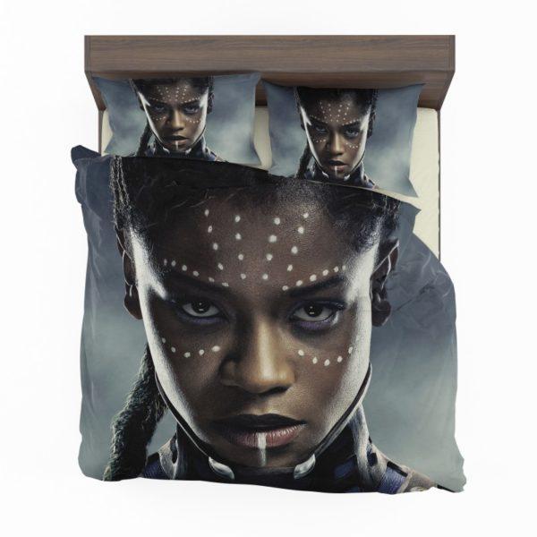 Black Panther Letitia Wright Shuri Bedding Set2