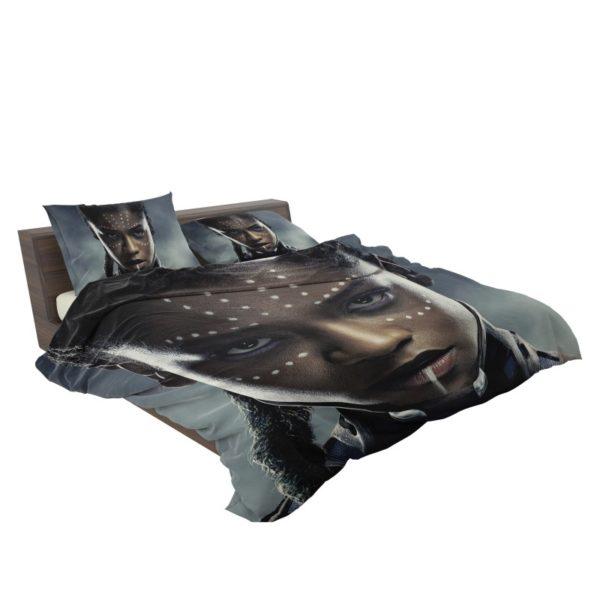 Black Panther Letitia Wright Shuri Bedding Set3