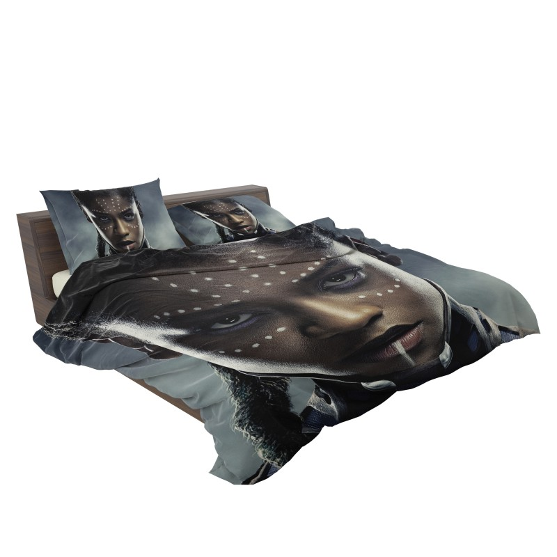 Black Panther Letitia Wright Shuri Bedding Set Ebeddingsets