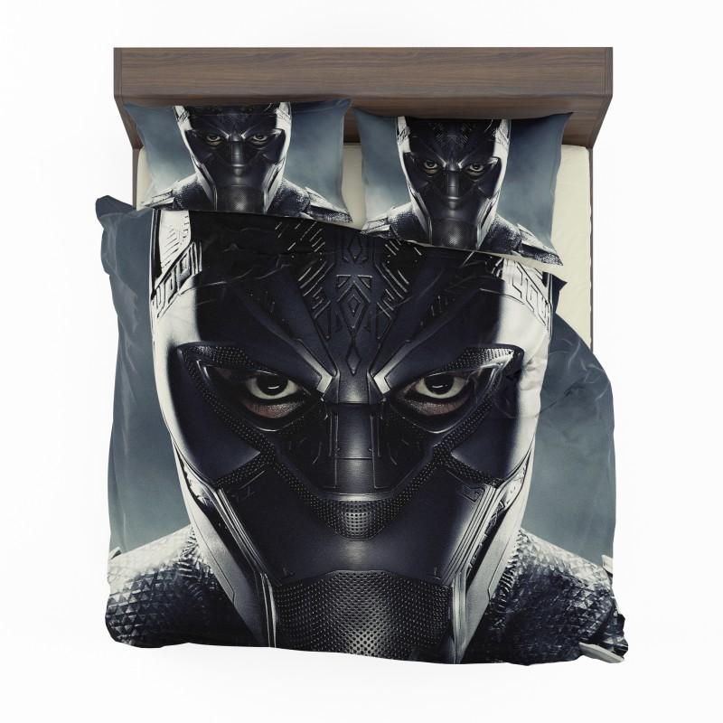 Black Panther Marvel Comics Bedding Set Ebeddingsets