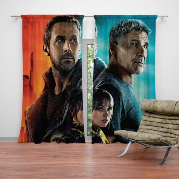 Blade Runner Movie Curtain
