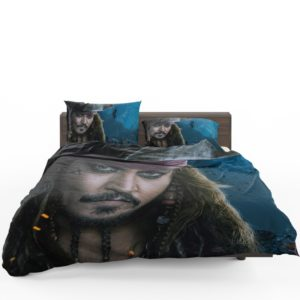 Captain Jack Sparrow Johnny Depp Bedding Set