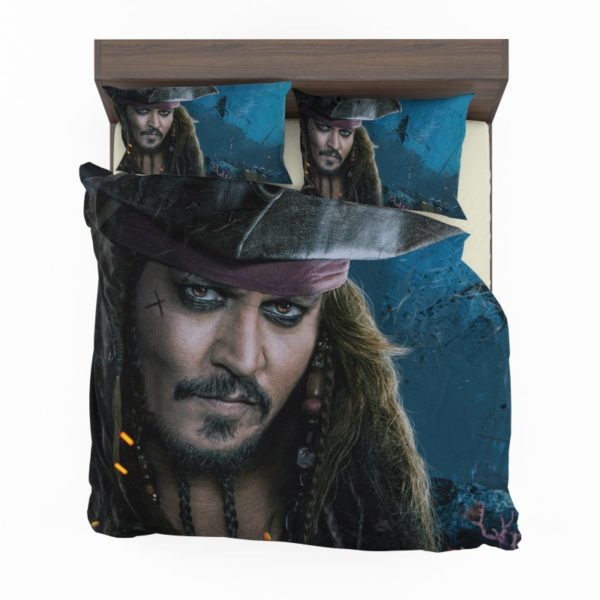 Captain Jack Sparrow Johnny Depp Bedding Set2