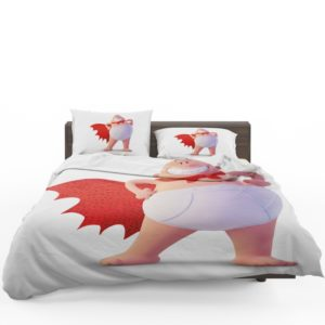 Captain Underpants Dream works Movie Bedding Set