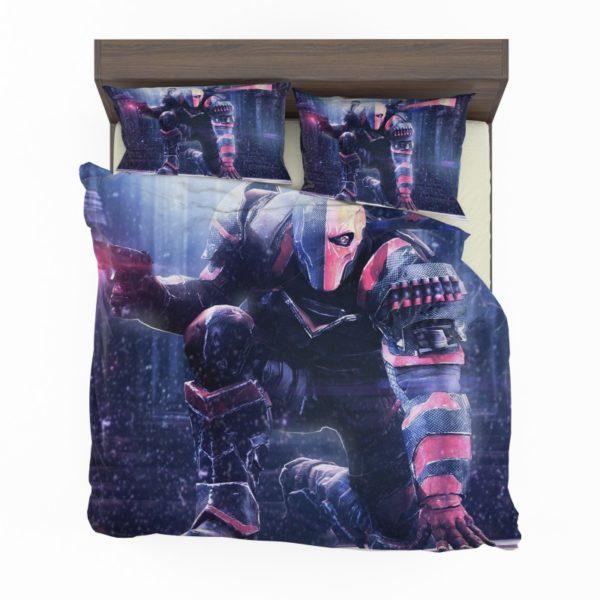 DC Comics Deathstroke Bedding Set2