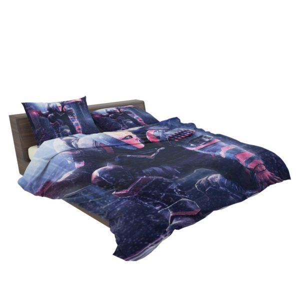 DC Comics Deathstroke Bedding Set3