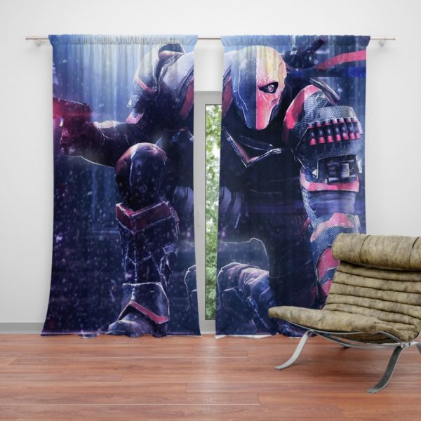 DC Comics Deathstroke Curtain