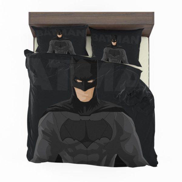 DC Comics Justice League Batman Movie Bedding Set2
