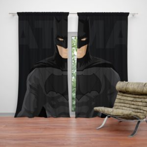 DC Comics Justice League Batman Movie Curtain