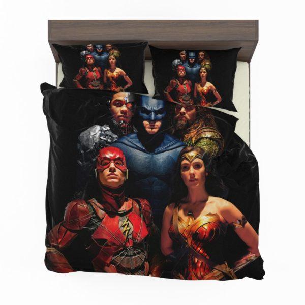 DC Comics Justice League Movie Bedding Set2