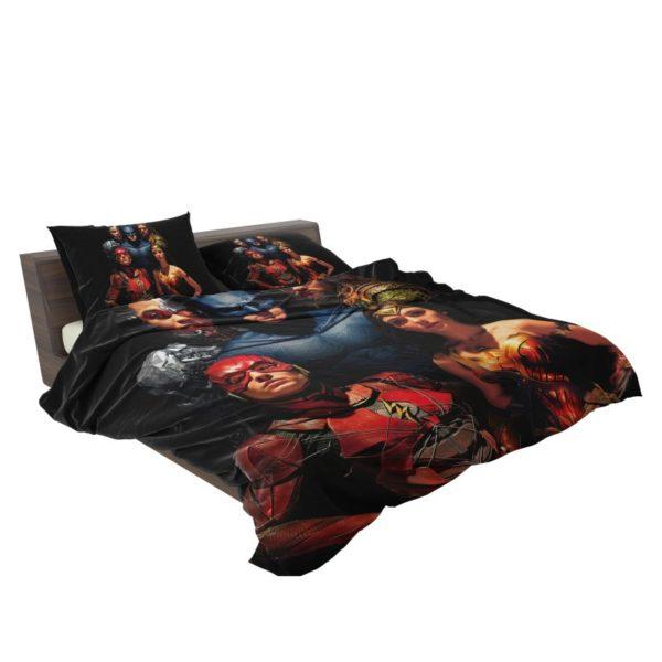 DC Comics Justice League Movie Bedding Set3