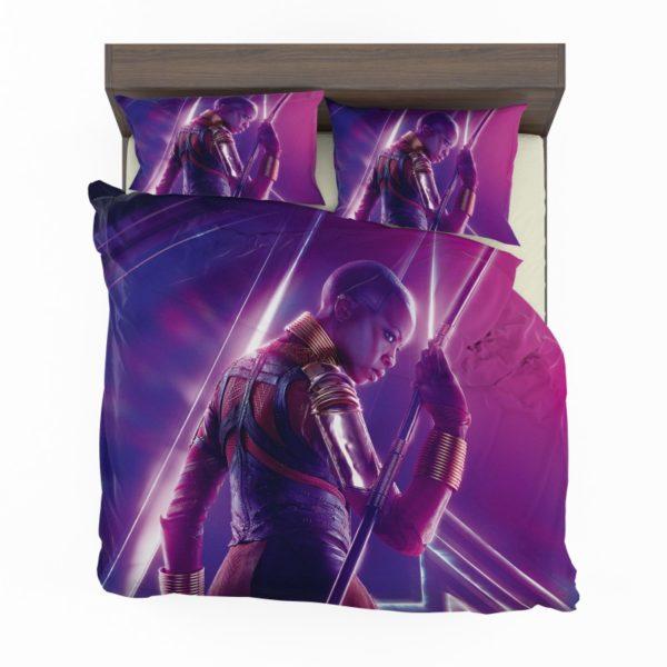 Danai Gurira Okoye Marvel Avenger Bedding Set2