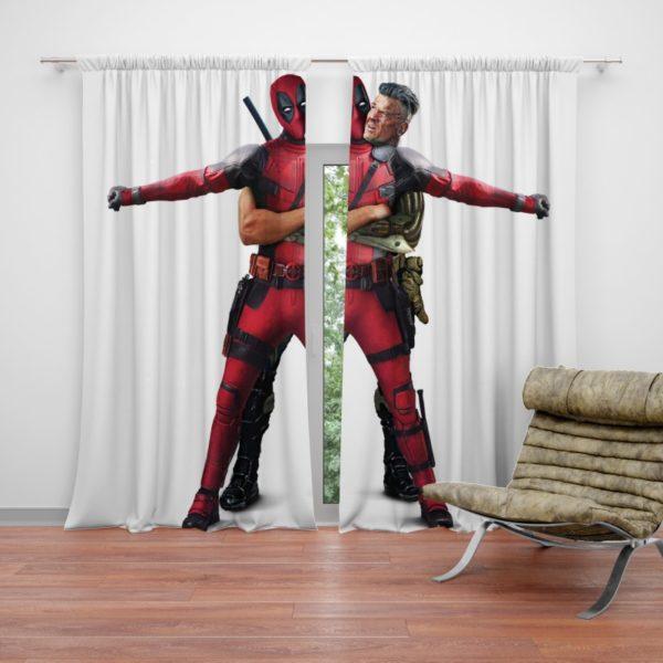 Deadpool 2 Josh Brolin Cable Curtain