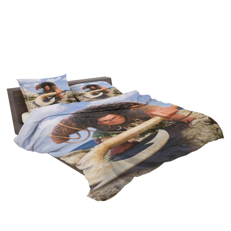 Demi Maui Moana Disney Bedding, Moana Queen Size Bed Sheets