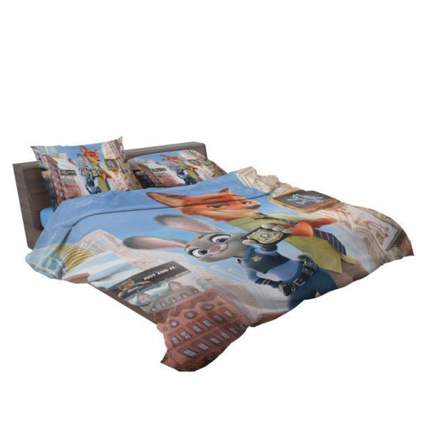 Disney zootopia bedding set