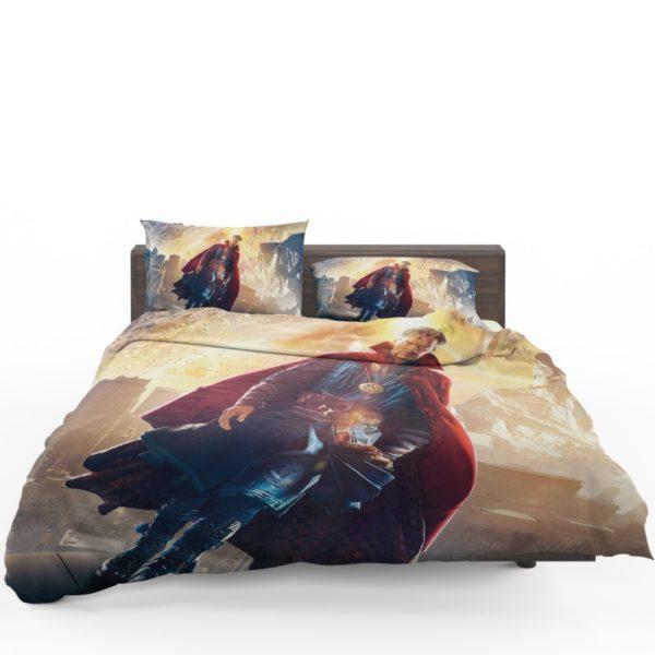 Doctor Stephen Strange Avengers Bedding Set
