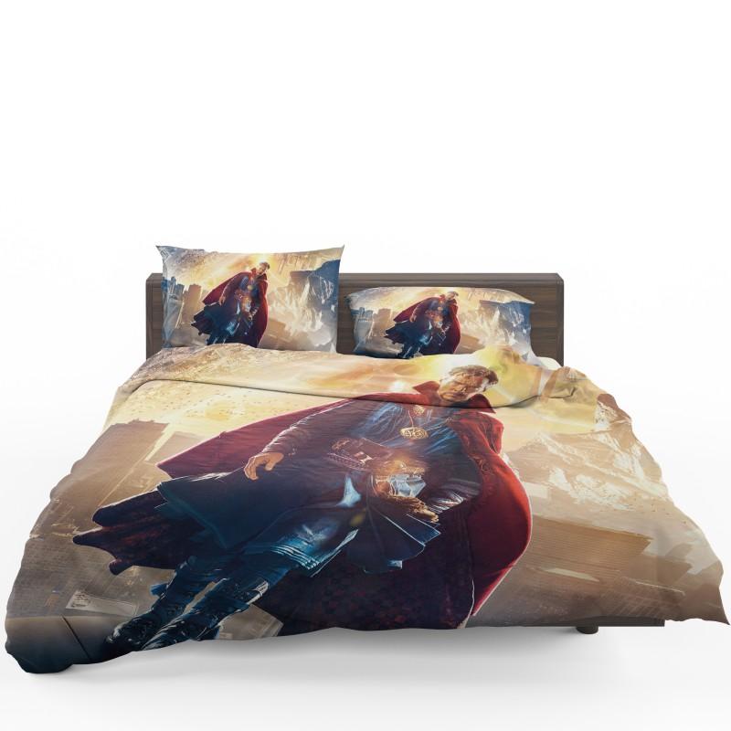 Doctor Stephen Strange Avengers Bedding Set Ebeddingsets