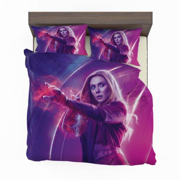 Elizabeth Olsen Wanda Maximoff Avengers Bedding Set2 1