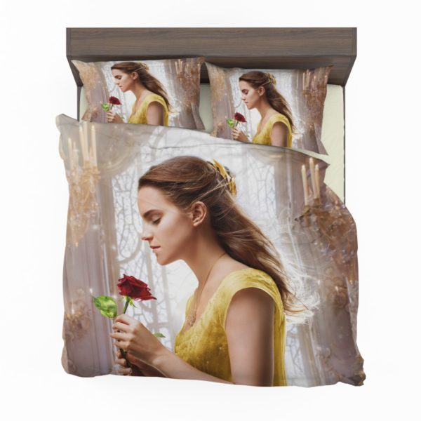 Emma Watson Beauty and the Beast Belle Bedding Set2 1