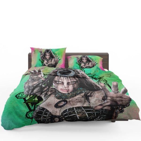 Enchantress Suicide Squad June Moone Bedding Set